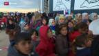Video «FOKUS: Türkei lässt Flüchtlinge warten» abspielen