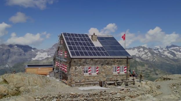 Video «Die Selbstversorger: Solarenergie (1/4)» abspielen