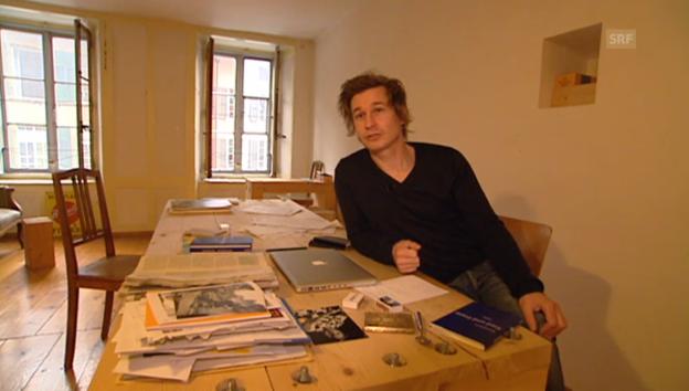 Video ««g&g» zu Besuch bei Arno Camenisch» abspielen