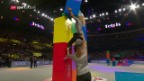 Video «Superzehnkampf im Zürcher Hallenstadion» abspielen