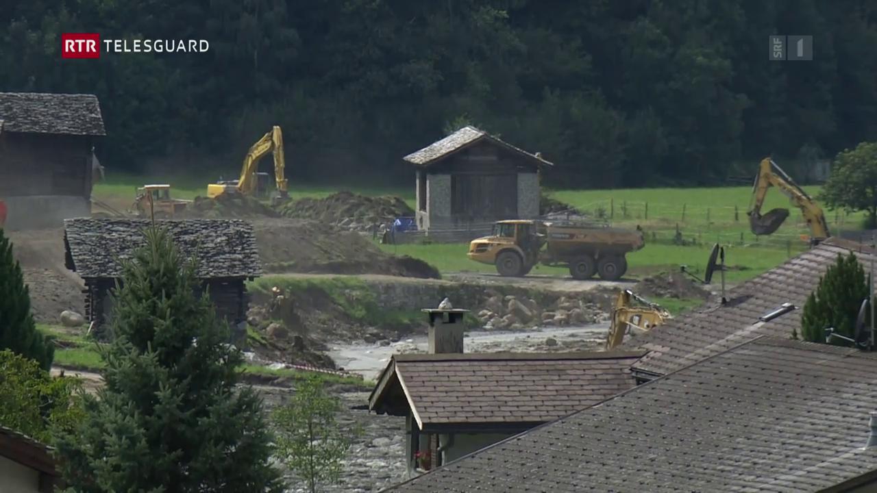 L'Assicuranza d'edifizis ha infurmà en Bregaglia