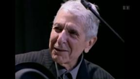 Video «Leonard Cohen: Eine grosse Stimme ist verstummt» abspielen