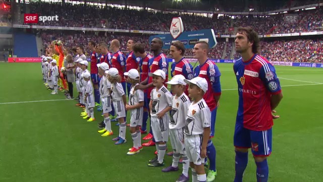 Zusammenfassung Basel - YB («sportpanorama»)