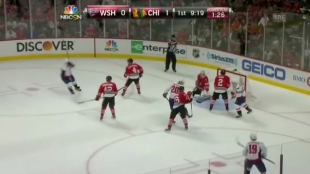 Video «Highlights Chicago - Washington» abspielen