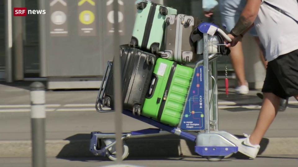 Ab Montag gelten neue Regeln bei der Einreise in die Schweiz