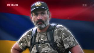 Video «Der Antipolitiker in Armenien» abspielen