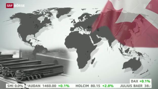 Video «SRF Börse vom 04.06.2014» abspielen