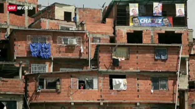 Video «Das Erbe von Hugo Chávez» abspielen