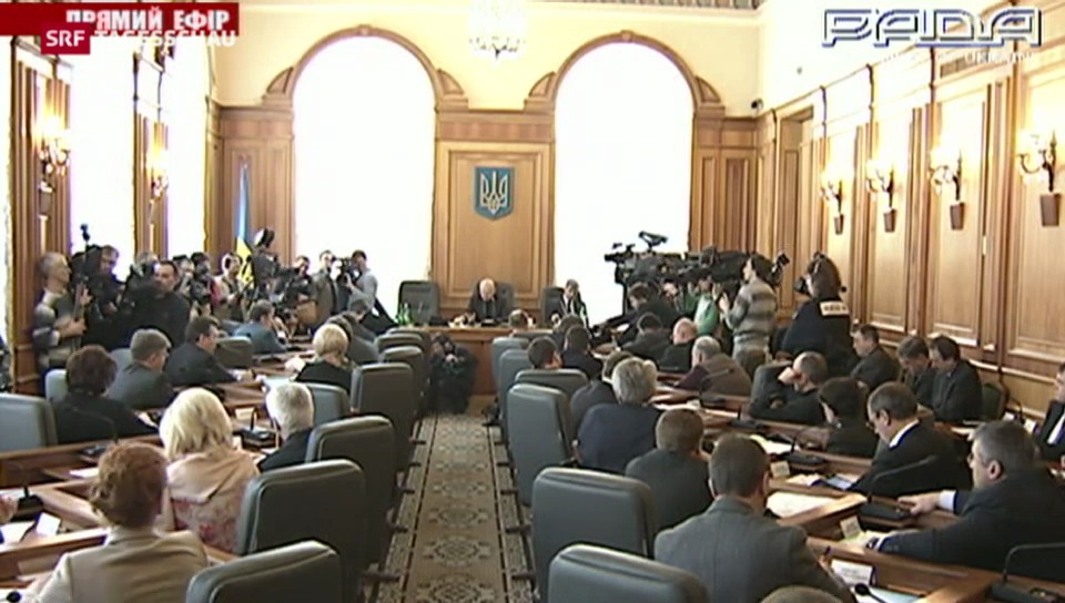 Die Suche nach Janukowitsch läuft auf Hochtouren