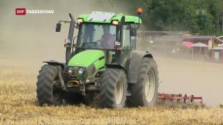 Video «Höhere Nachfrage nach Trockenheits-Versicherungen» abspielen