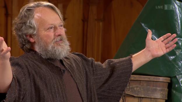 Video «Evangelisch-reformierte Christnachtfeier aus Avenches/VD» abspielen