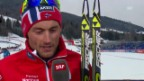 Video «Interview Petter Northug («sportlive»)» abspielen