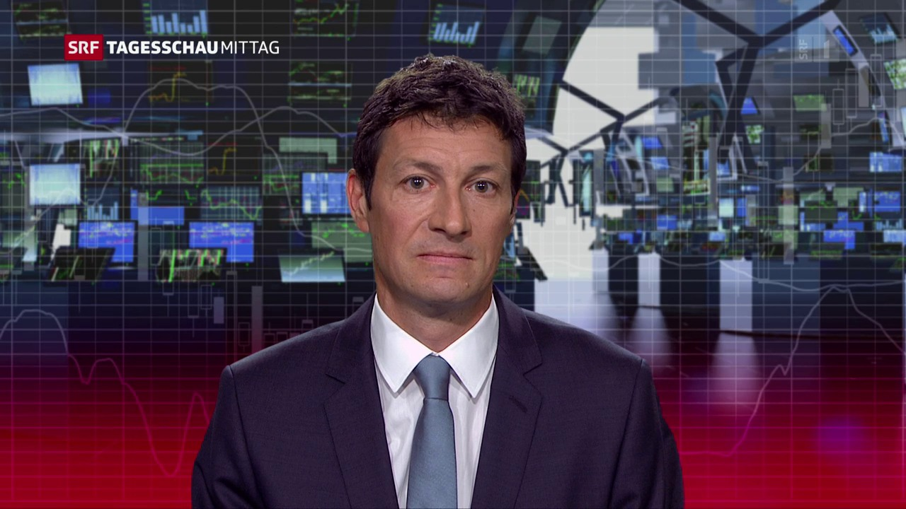 Die Einschätzung von SRF-Wirtschaftsredaktor Tobias Bossard