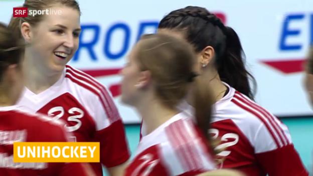 Video «Schweiz gewinnt gegen Deutschland» abspielen