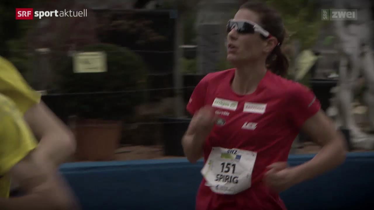 Leichtathletik: Spirig für EM-Marathon selektioniert