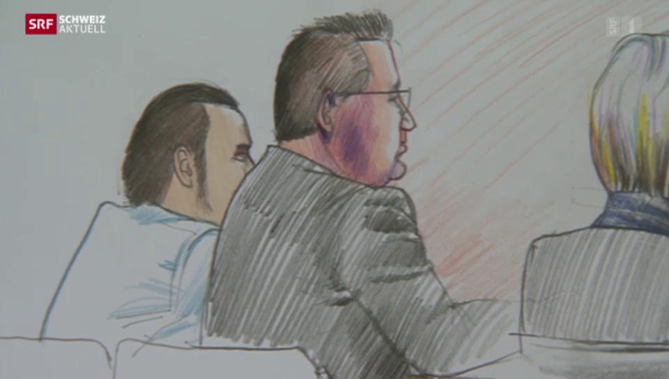 Lambada-Prozess vor dem Obergericht