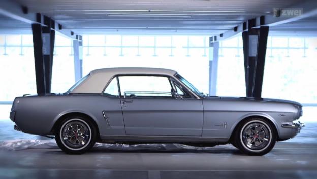 Video ««Ford Mustang» – Der Platzhirsch unter den Muscle-Cars» abspielen