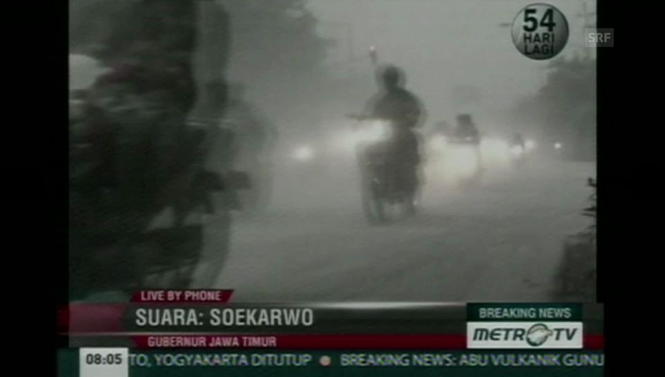 Indonesier auf der Flucht (unkommentiert)