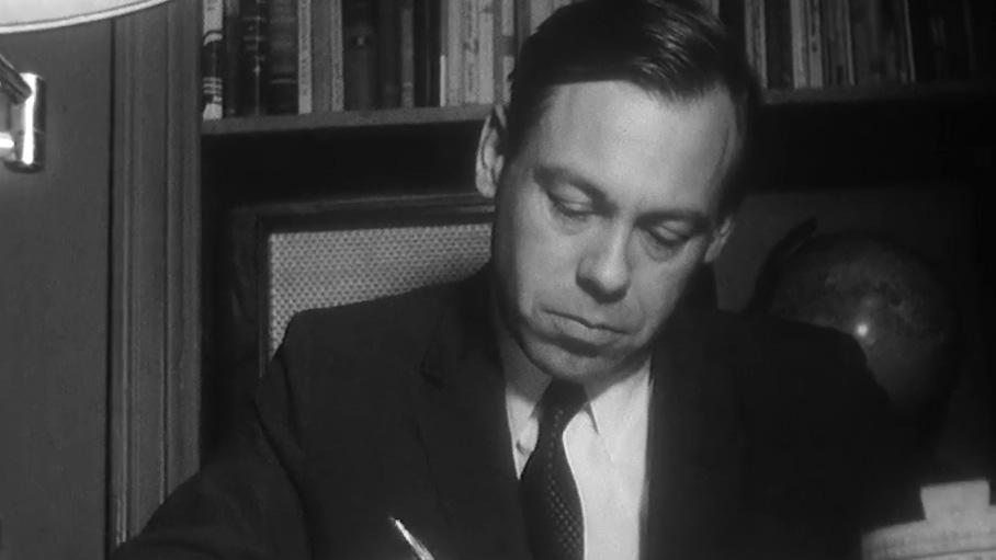 Der erste Fernsehbeitrag von Heiner Gautschy aus New York