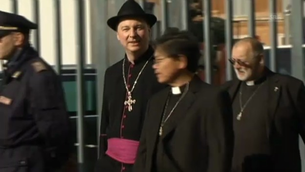 Video «Falscher Bischof» abspielen