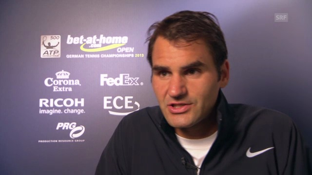 Tennis: Federer über sein neues Racket