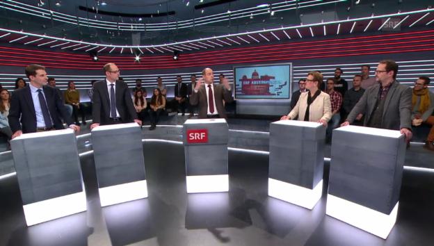 Video «Der runde Tisch zum Nationalstrassen-Fonds» abspielen