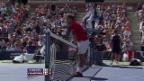 Video «Highlights Djokovic - Wawrinka («sportaktuell»)» abspielen