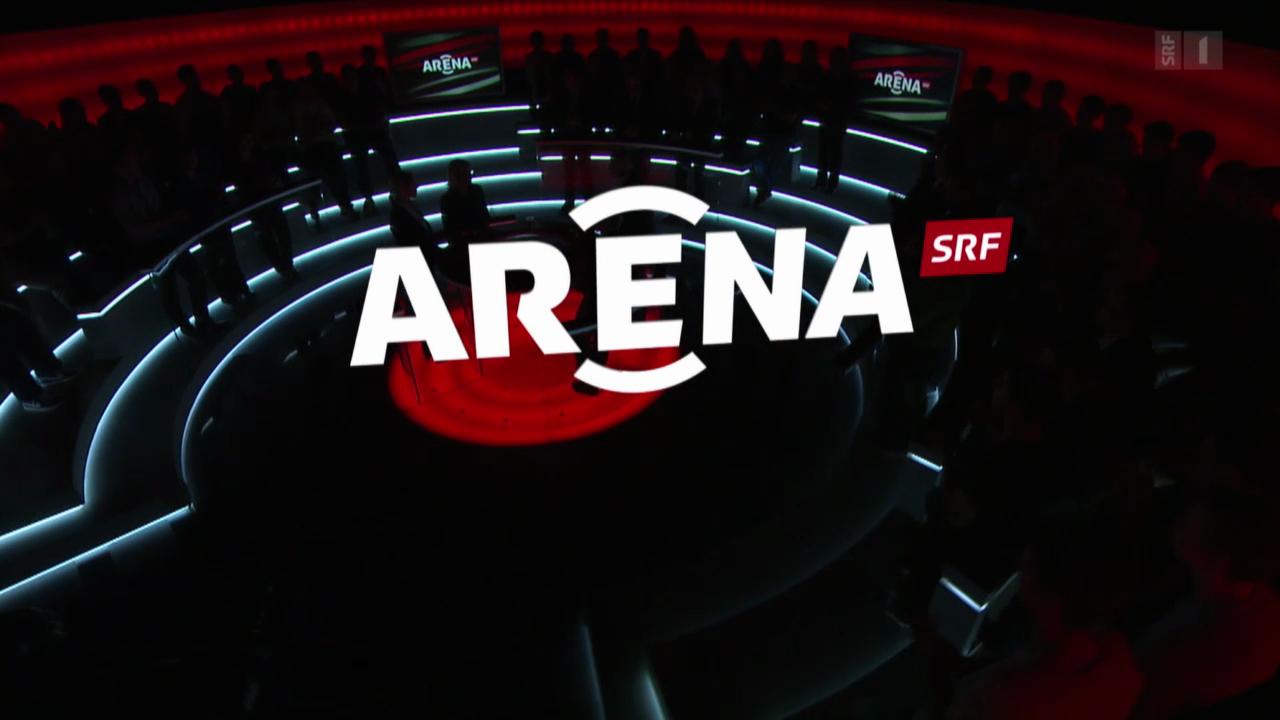 Arena vom 20.09.2013