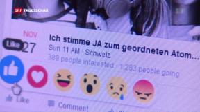 Video «Social-Media-Filter prägen Schweizer Politik » abspielen