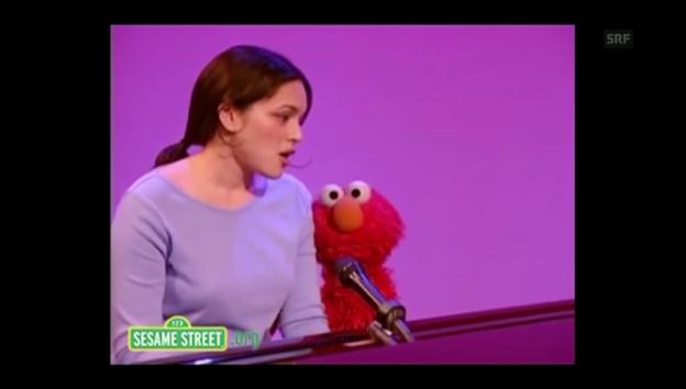Video «Norah Jones und Elmo» abspielen