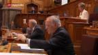Video «Auch der Ständerat kritisiert Agroscope-Umbau» abspielen