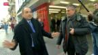 Video «Fillon und Copé begraben Kriegsbeil» abspielen