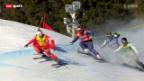 Video «Skicross: Weltcup in Are» abspielen
