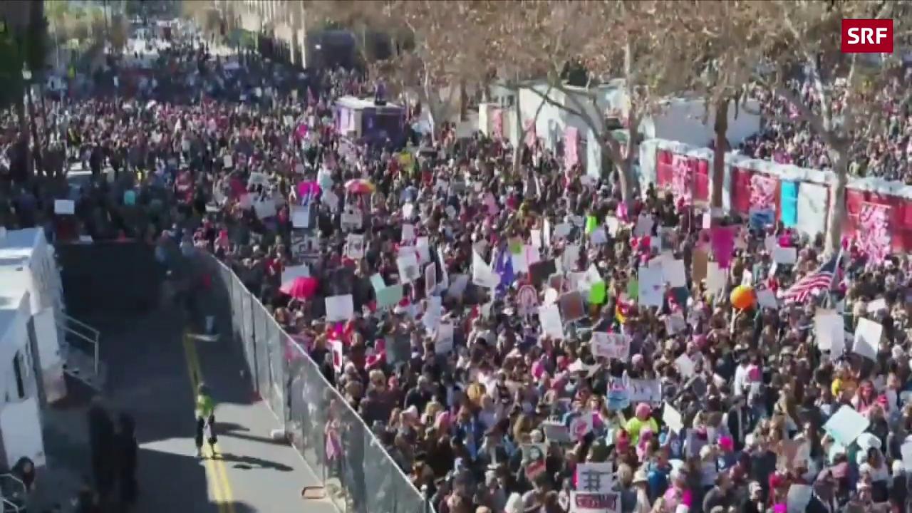 Protestaktionen in 300 Städten
