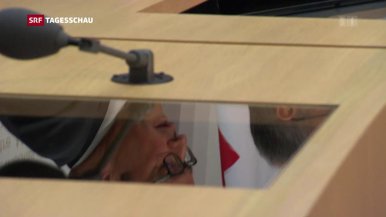Aufsichtsbehörde für Schweizer Spione