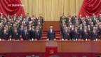 Video «Xi Jinping auf einer Stufe mit Mao» abspielen