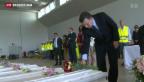 Video «Hoher Besuch auf Lampedusa» abspielen