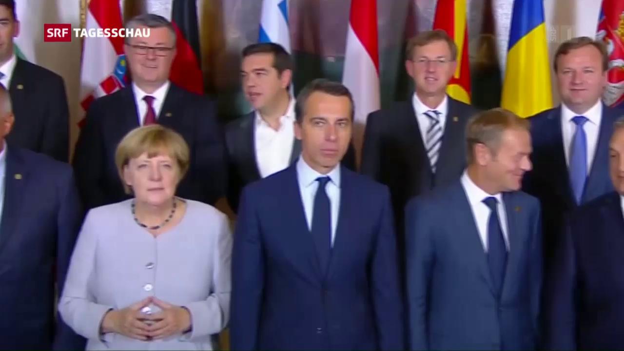 Flüchtlingsgipfel: EU will Aussengrenzen sichern