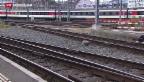 Video «Unterhalt des Bahnnetzes wird 500 Mio. Franken teurer als geplanten teurer als geplant» abspielen