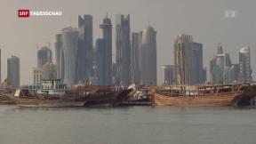 Video «Das Emirat Katar: Vom Wüstenzwerg zum globalen Riesen» abspielen