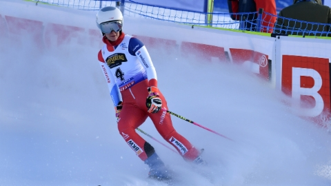 Talina Gantenbein ha fitgà pe en l'elita mundiala