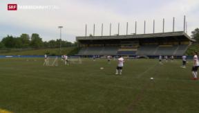 Video «Fifa-Skandale überschatten Frauen-WM» abspielen