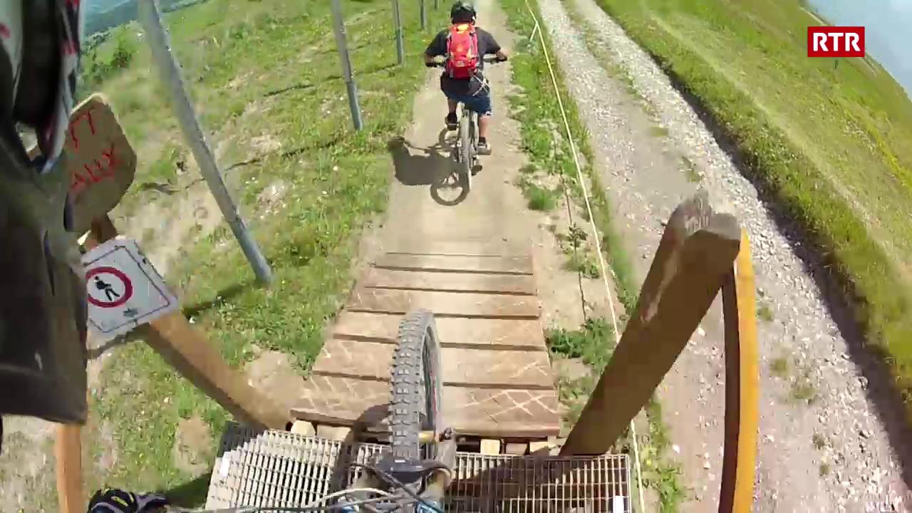 Accident da downhill