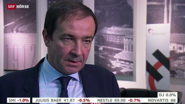 Video «SRF Börse vom 03.11.2014» abspielen