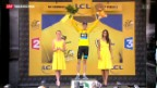 Video «Tour de France: Froome im Maillot jaune» abspielen
