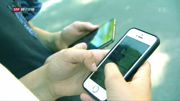 Video «Wie Smartphones Kindern schaden» abspielen