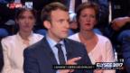 Video «Was fasziniert an Emmanuel Macron?» abspielen