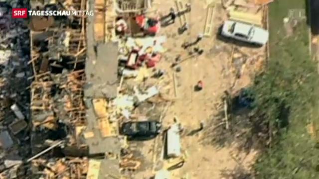 Explosion der Düngerfabrik: Mindestens 14 Tote