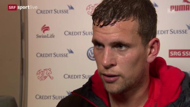 Video «Fussball: Fabian Frei im Interview» abspielen