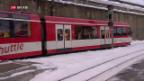 Video «Zermatt – der lange Weg zurück ins Tal» abspielen